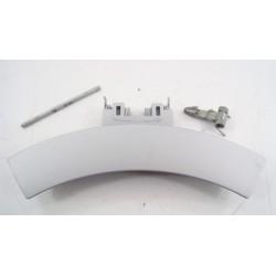4055197349 ELECTROLUX EWW1697MDW n°197 Poignée de porte pour lave linge d'occasion