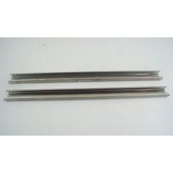 AS0026112 HAIER PROLINE n°49 Rail de panier supérieur pour lave vaisselle