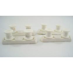 AS0026263 HAIER PROLINE n°50 Roulette de rail supérieur pour lave vaisselle