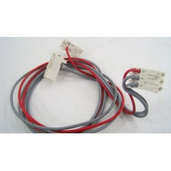 1324401007 AEG L61470WDBI N°99 câblage Verrou de porte pour lave linge d'occasion