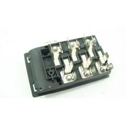 266920004 BEKO CSE67101GW n°22 Bornier d'alimentation pour plaque électrique