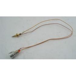 230244001 LEISURE CK90F324 n°16 Thermocouple Longueur 46 cm pour cuisinière piano