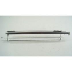 210371096 LEISURE CK90F324R N° 110 Grille latéral droite avec rail pour cuisinière piano d'occasion