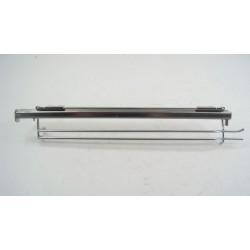 210371095 LEISURE CK90F324R N° 111 Grille latéral gauche avec rail pour cuisinière piano d'occasion