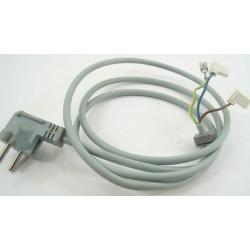 32016715 THOMSON THWD1496SILVER N°106 câble alimentation pour lave linge d'occasion