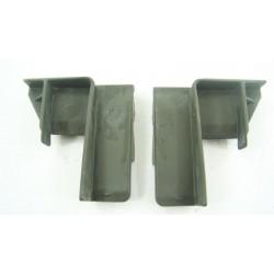 41017657 CANDY CDP529147 N°15 Glissière panier bas pour lave vaisselle d'occasion