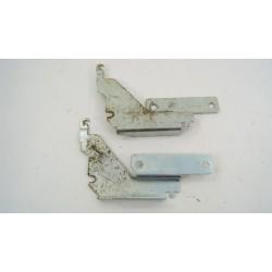 481231019244 LADEN C1008 N°9 Ensemble Charnières de porte pour lave vaisselle