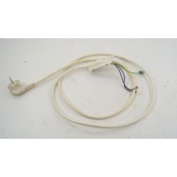 4911561 MIELE W145S N°111 Câble alimentation pour lave linge d'occasion