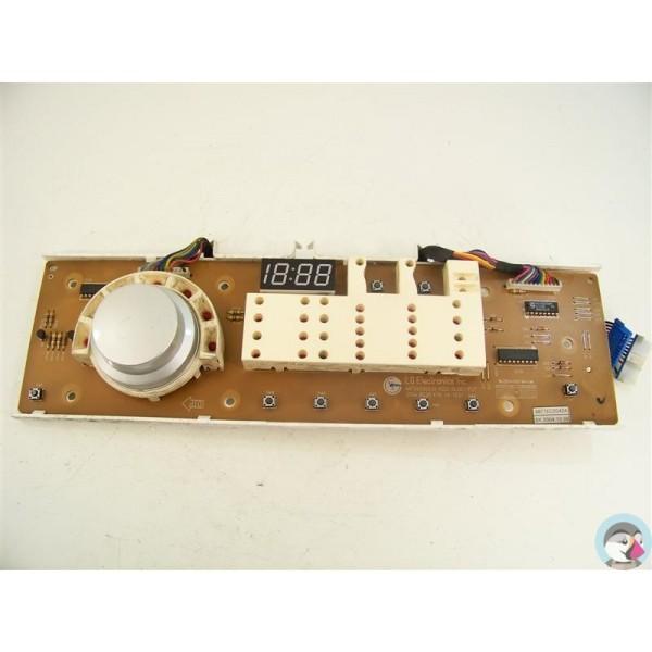 Lg wd12120fb n 55 programmateur d 39 occasion pour lave linge for Acheter lave linge pas cher