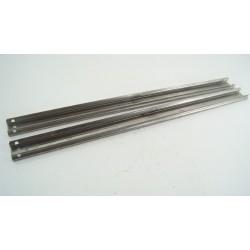 C00277344 INDESIT DFG054BFR n°17 Rail de panier supérieur pour lave vaisselle