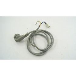124901231 ARTHUR MARTIN AW2147S N°117 Câble alimentation pour lave linge d'occasion