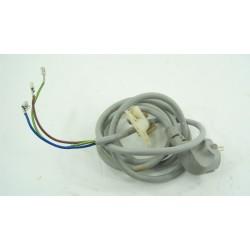 55X7179 VEDETTE EG1081-D/DF N°119 Câble alimentation pour lave linge d'occasion