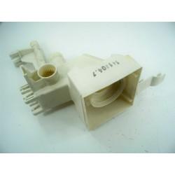 26114 CURTISS FL1000V n°109 Carter pour filtre de vidange pour lave linge
