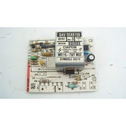 55X8159 VEDETTE EG8310 n°37 module de puissance pour lave linge