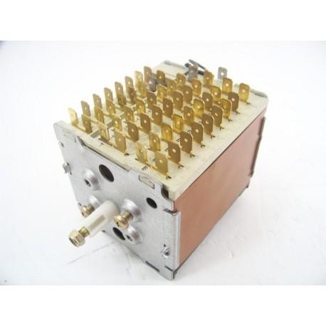 80017296 HOOVER CANDY n°12 Programmateur de lave linge