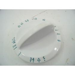 80049145 CANDY LBCTI632 N° 75 Bouton de commande pour lave linge
