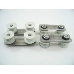 481952018036 WHIRLPOOL C30BL n°23 Roulette de rail supérieur de lave vaisselle