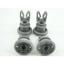 32X2382 VEDETTE VLS517S N°2 roulette pour panier supérieur pour lave vaisselle