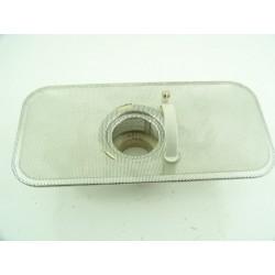 92874643 CANDY ROSIERES TRI4 n°136 Filtre inox pour lave vaisselle d'occasion