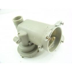 3567506302 ZANUSSI ZF7254 n°108 Carter pour filtre de vidange pour lave linge