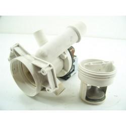 46000636 CANDY HOOVER n°60 pompe de vidange pour lave linge