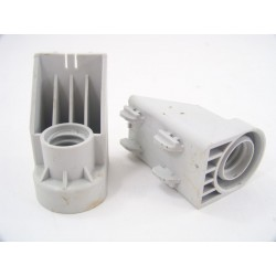 1881790100 BEKO DFN1404S n°50 Support Pied pour lave vaisselle d'occasion
