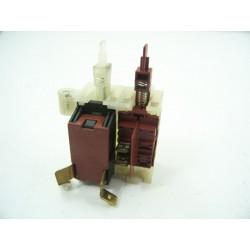91201634 CANDY ALCL126 n°32 clavier sécurité de porte pour lave linge