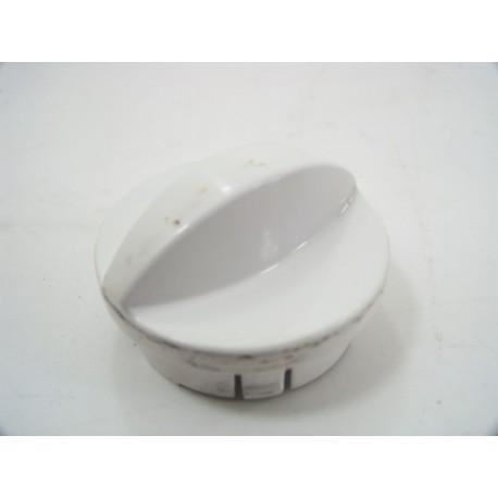91601662 CANDY ALCB123T N°11 Bouton de lave linge