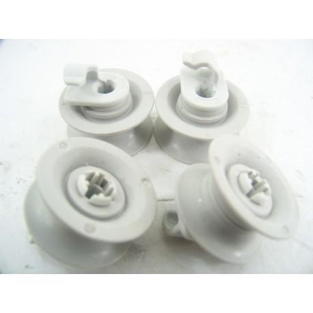 165313 BOSCH SGS4002FF/20 n°1 Roulette de panier supérieur pour lave vaisselle