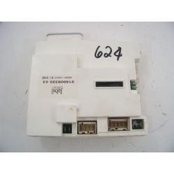 INDESIT ISL70CEX n°25 Module pour sèche linge