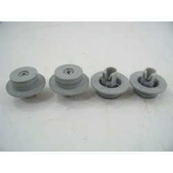 4055072138 ELECTROLUX n°37 kit roulette de panier inférieur pour lave vaisselle d'occasion