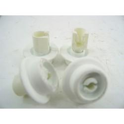 50279059005 FAURE LVA144W n°38 roulette de panier inférieur pour lave vaisselle d'occasion