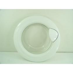C00075320 INDESIT W123NLVPL n°113 Hublot complet pour lave linge
