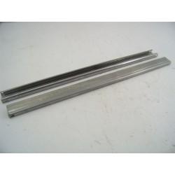 1170542003 ELECTROLUX ASF66830W n°39 Rail panier supérieur pour lave vaisselle