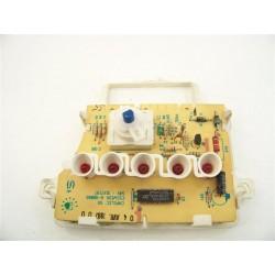 BRANDT TE300 n°27 carte de commande pour lave vaisselle