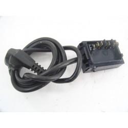 31X5014 SAUTER 60V2221 N°56 câble alimentation + bornier pour lave vaisselle