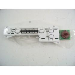 41041465 CANDY HOOVER n°74 carte d'affichage module clavier de lave linge