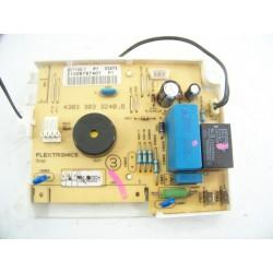 C00143206 ARISTON LV660AIXFF N°55 Module de commande pour lave vaisselle
