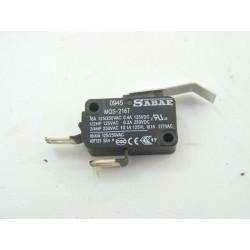 C00270291 SCHOLTES BC99DPXA n°118 Micro interrupteur pour four d'occasion