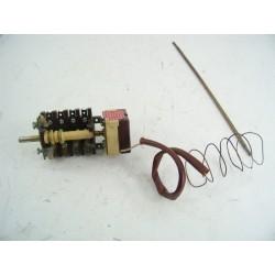 FAURE CFC537 n°42 Thermostat sonde + selecteur pour four