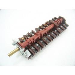 6055555012 ARTHUR MARTIN FE2509B n°119 interrupteur selecteur pour four d'occasion