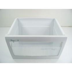 SAMSUNG RS20BRPS n°78 Tiroir bac à légumes inférieur pour réfrigérateur d'occasion