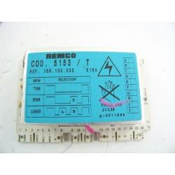 C00055329 INDESIT WGT837T n°61 module de puissance pour lave linge