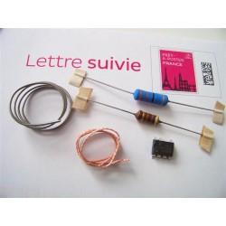 Kit réparation LNK305GN pour Carte Electronique sèche linge Whirlpool Laden