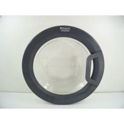 C00288569 ARISTON WMG1022BEU n°114 Hublot complet pour lave linge