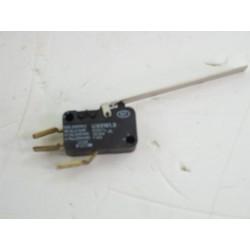 57X2501 BRANDT BWD381T/A n°168 minirupteur anti débordement pour sèche linge d'occasion