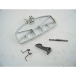 42041744 DOMEOS ML1207VE/2 n°209 Poignée de porte de hublot pour lave linge