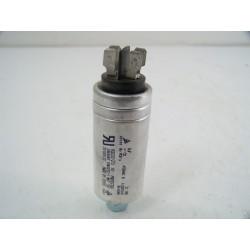 24310 CURTISS SCE60 n°8 Condensateur 8µF pour sèche linge