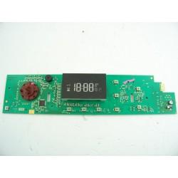 C00293589 ARISTON WMF823FR n°81 Module d'affichage pour lave linge