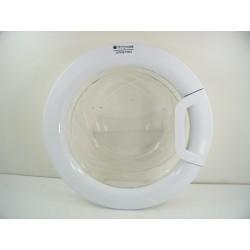 C00286455 ARISTON WMF823FR n°115 Hublot complet pour lave linge